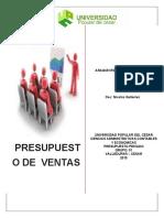 PROYECCION DE VENTAS  PAOLAA