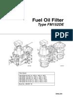 Filter- FM152DE