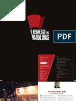"""Catálogo """"O Regresso Bandeiras"""""""