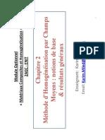 Chapitre 2_Homogénéisation_KM_2AGC