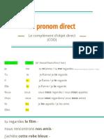 Le pronom direct.pdf