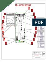 02 Mapa de Sistema Contra Incendios Vg .2020 Model