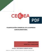 PLANIFICACION COMERCIAL