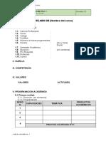 F6 Formato Oficial de Silabo UNDC