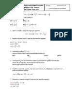 Matematica 10