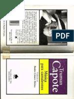 Capote, Truman - Musica para camaleones (directamente escaneado por jcgp)