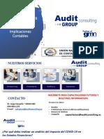 Impacto en Estados Financieros e Implicaciones contables COVID-19 - CONTADORES