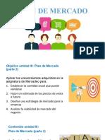 Unidad III PLAN DE MERCADO2