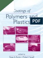 Coatings.Of.Polymers.And.Plastics.Ryntz.2003.0824708946