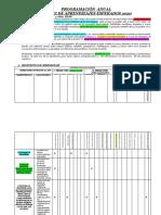 Educa Virtual Matriz Aprendizajes Esperados Planificación-Anual