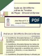 SolidWorks X.pdf análise de tensões