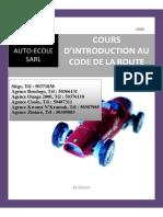 Cours de Code Ed4