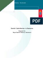 DK-virksomheder i Rumænien