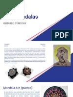 17. Gerardo Cordova Mandalas