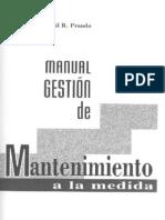 Manual de gestión de mantenimiento - Raúl Prando