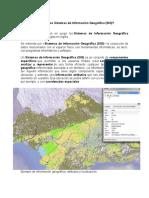 Qué son los Sistemas de Información Geográfica
