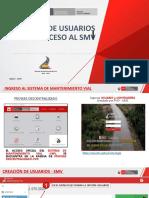 Creacion de Usuarios (Area usuaria) - PVD