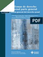 Teoría general del derecho penal