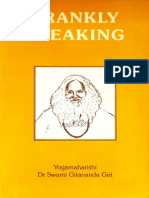 Swami Gitananda - Frankly Speaking