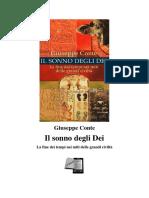 Conte Giuseppe - Il Sonno Degli Dei