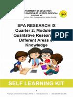 Slk Research 9 q2 1.A
