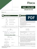 1 - Movimento Retilíneo Uniforme.pdf