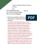 Who is a glocal teacher.docx