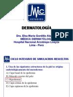 Dermatologia Simulacro Resuelto Myc 2019