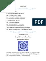 Manual Reiki (Spanish) MUY BUENO
