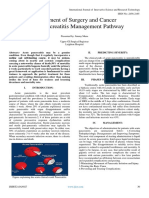 Department of Surgery and Cancer Acute Pancreatitis Management Pathway