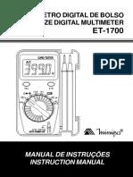Multimetro- Et-1700-1100 Minipa.pdf