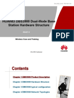 HUAWEI DBS3900 Dual-Mode Base Station Hardware Structure and Pinciple-20090223-ISSUE1.0-B.ppt