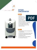 oxytec-pro-oxygen-concentrator-brochure