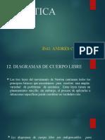 02 Diagrama Cuerpo Libre - Aplicación Primera Ley Newton