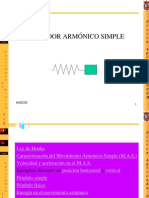 Leccion oscilador armonico