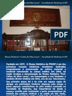 Projeto de Revitalização do Museu Histórico_SP