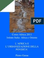 Urbanizzazione in Africa_2011