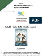 Aula 25 DM 2020 - Linha da Fé - Oxalá e logunã 4