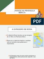 Os romanos na Península Ibérica2