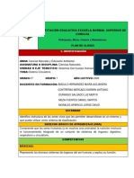 PLAN DE CLASE de ciencias naturales FORMATO ESCUELA NUEVA Y FORMATO DE LA NORMAL.pdf