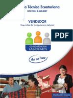 Norma técnica de competencia laboral ecuatoriana