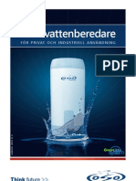 Varmvattenberedare 2011 - OSO Hotwater