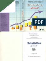 livro estatistica facil - indicado pela profº renata