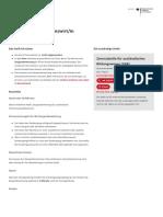 Anerkennungsportal - Ihr Verfahren im Detail (1)