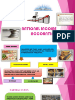 NATIONAL INCOME ACCOUNTING ADR-1