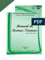 MANUAL de normatizacao completo versao2010