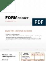 Formpocket_depositi Di Bottiglie Di Gpl