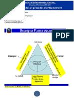 BEF Doc Ref S1-M5-S20 Methodes et Procédés d'entrainement