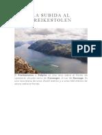 LA SUBIDA AL PREIKESTOLEN.docx