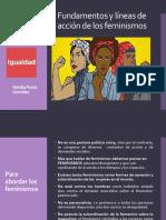 Feminismo Natalia Flores